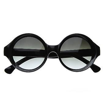 Дизайнер вдохновил круглый круг солнцезащитные очки