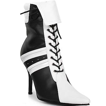 Ellie Shoe E-457-REF 4.5 Heel Ankle Referee Boot.