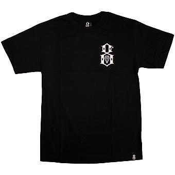 Rebel8 Chest Logo T-shirt black