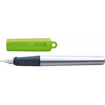 Lamy Nexx Steel Nib Fountain Pen - Lime