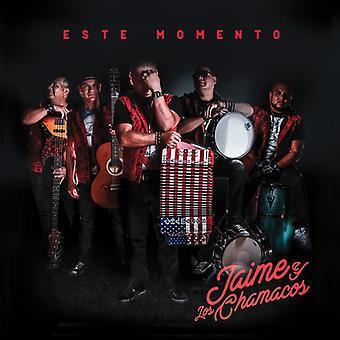 Jaime Y Los Chamacos - Este Momento [CD] USA import