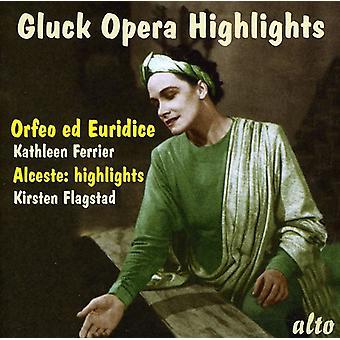 C.W. Von Gluck - Gluck: Opera Highlights [CD] USA import
