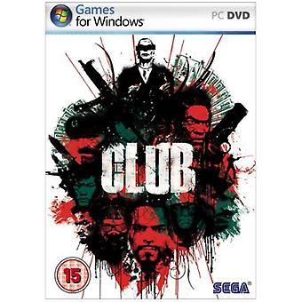 The Club (PC) (Used)