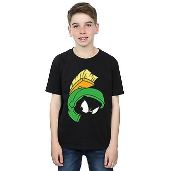 Looney Tunes Boys Marvin The Martian Face T-Shirt