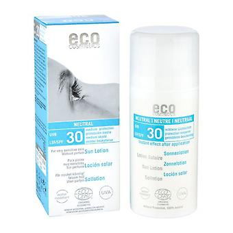 Eco Cosmetics Neutra Lotion (Without Perfume) 30fps 100Ml. Air-Less