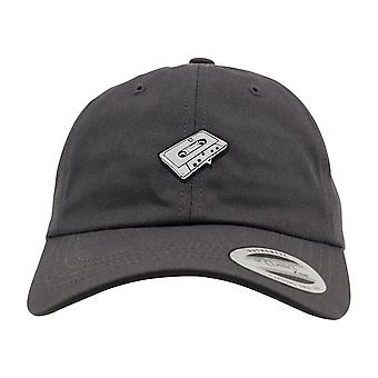 Mister tea LOW profiles Dad Cap - tape dark grey