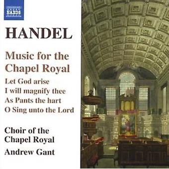 Music for the Chapel Royal