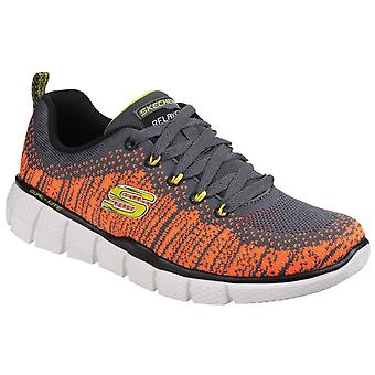Skechers Childrens/Boys Equalizer 2.0 Perfect Game Memory Foam Lace Up Trainers