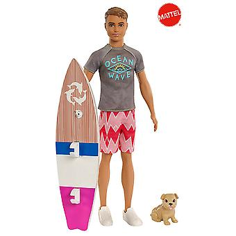 Barbie Ken Muñeco Surf Delfines (Toys , Dolls And Accesories , Dolls , Dolls)