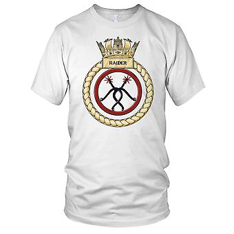Royal Navy HMS Raider Kids T Shirt