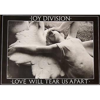Joy Division Love Will Love Will Tear Us Apart Poster Poster Print