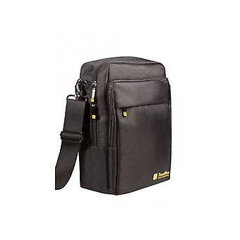 Executive with 4 compartimentosde bag zipper capacity for tablet (Executive bag)