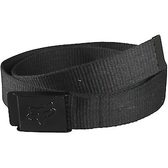 Fox Mr Clean Web Belt - Black