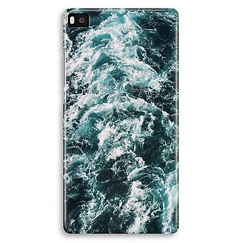 Huawei Ascend P8 Full Print Case - Ocean Wave