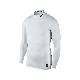 Nike Pro Cool Compression Mock LS 838079100 training all year men t-shirt