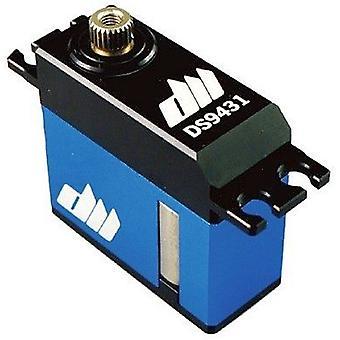 Digital 45 g DS9431, HV metal gear middle Servo