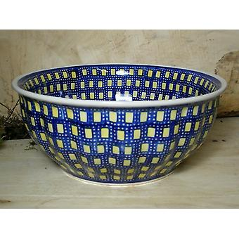 Golven edge Bowl, 2e keuze, Ø 22-24 cm, hoogte 10 cm, traditie 70 BSN 60361
