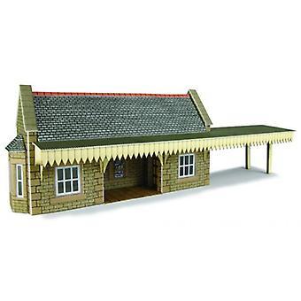 Metcalfe Pn139 natuursteen N schaal Odsey Station Shelter