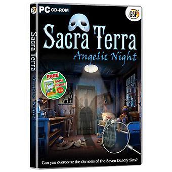Sacra Terra engelachtige nacht (PC CD)