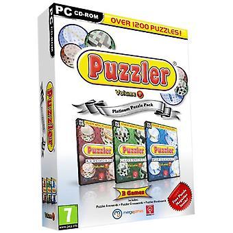 Puzzle Pack - Pfeilspitzen Kreuzworträtsel und Wortsuchrätsel (PC-DVD)