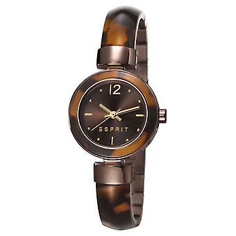 ESPRIT Zegarek bransoletka zegarek ze stali nierdzewnej Jody Brown ES107712004