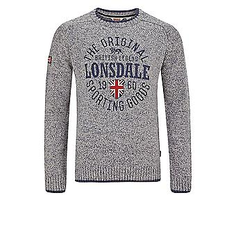 Lonsdale mens sweater shelves