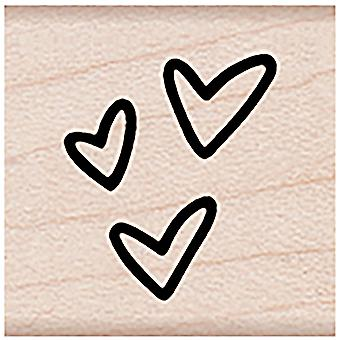 Hero Arts Mounted Rubber Stamp 1.125