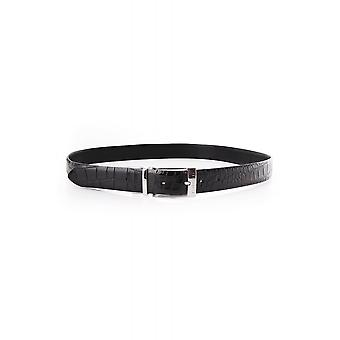 Ted Baker Mens Penna Croc Embossed Reversible Belt