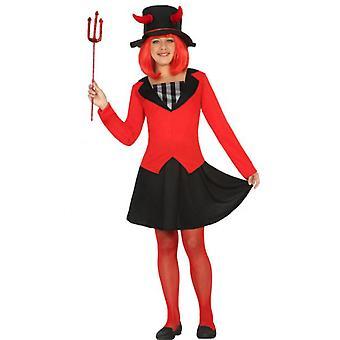 Children's costumes  devil costume for girls