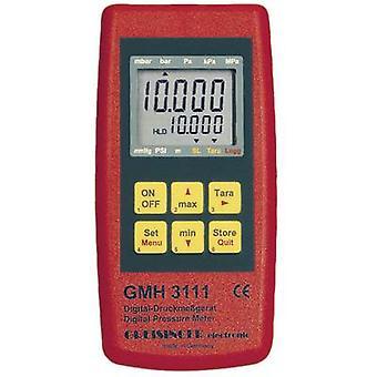 جريسينجير جمة 3111 ضغط قياس ضغط الهواء 0.0025-1000 شريط