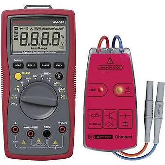 2-in-1 Combo Pack Beha AMPROBE AM-510 Multimeter + Beha Amprobe 9072-D continuity tester