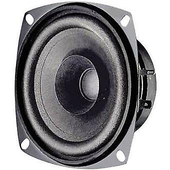 VISATON FR 10 4 10,16 cm Breitband-Lautsprecher Chassis 20 W 4 Ω