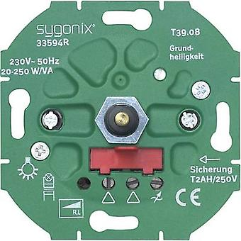 Sygonix Insert Dimmer SX.11 33594R