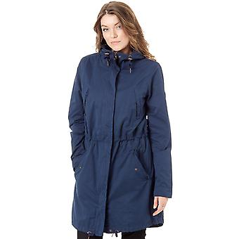 Oneill Ink Blue Relaxed Parka Womens Jacket