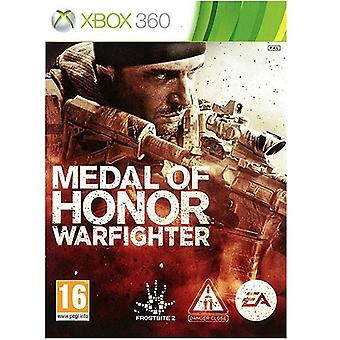 Medal of Honor Warfighter Xbox 360 Game