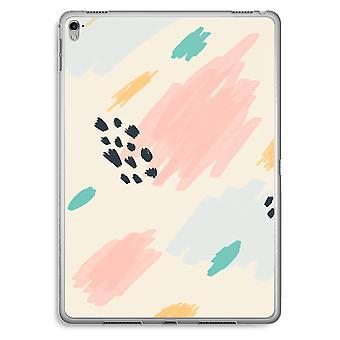 iPad Pro 9,7 pulgadas caja transparente (suave) - Domingo Chillings