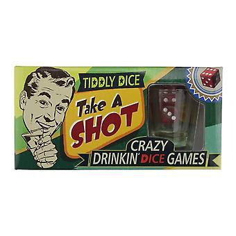 Cheatwell Games Take A Shot - Dice Games