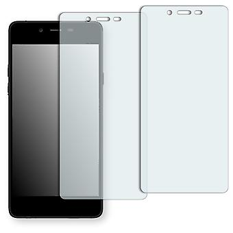 BLU vivo air LTE display protector - Golebo crystal clear protection film
