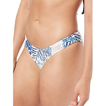 Roxy Marshmallow Beyond Love Sea Lovers - Surfer Womens Bikini Bottom