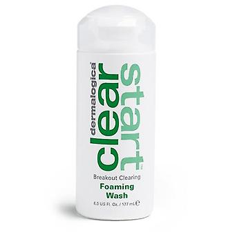 Dermalogica Breakout Clearing Foaming Wash 177 ml (Cosmetics , Face , Facial cleansers)