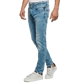 Replay Anbass Slim Fit Light  Jeans M91463C929