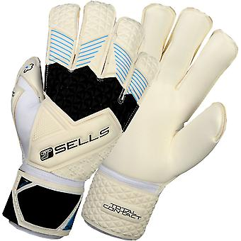 SELLS PRO TOTAL CONTACT H2O Goalkeeper Gloves Size