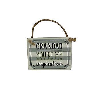 Gisela Graham Grandad My Inspiration