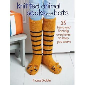 Knitted Animal Socks and Hats