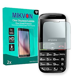 Emporia EUPHORIA Screen Protector - Mikvon Clear (Retail Package with accessories)
