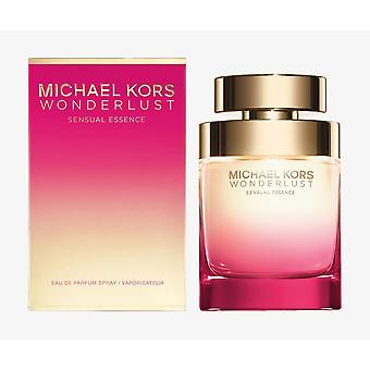 Michael Kors Wonderlust Sensual Essence Eau de Parfum 100ml Spray
