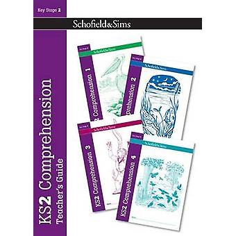 KS2 Comprehension Teacher's Guide by Celia Warren - 9780721711584 Book