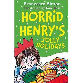 إجازات هنري مروع جولي فرانشيسكا سايمون-كتاب 9781510102354