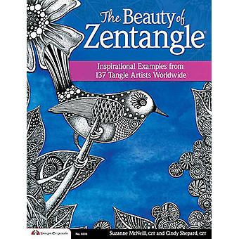 The Beauty of Zentangle - Wonderful Examples from Top Tangle Artists A