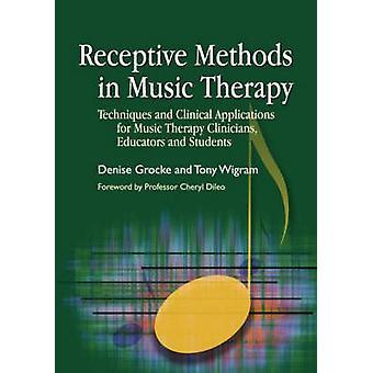 Receptieve methoden in de muziektherapie - technieken en klinische appl.